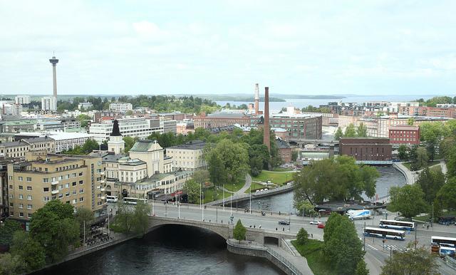 Tampereen kaupunki/Susanna Lyly. 2012
